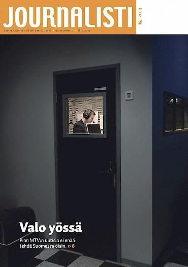 Journalistin kansi 15/2014