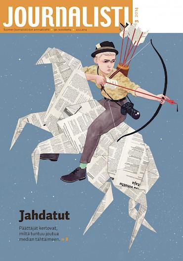 Journalistin kansi 3/2014