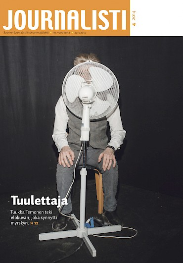 Journalistin kansi 4/2014