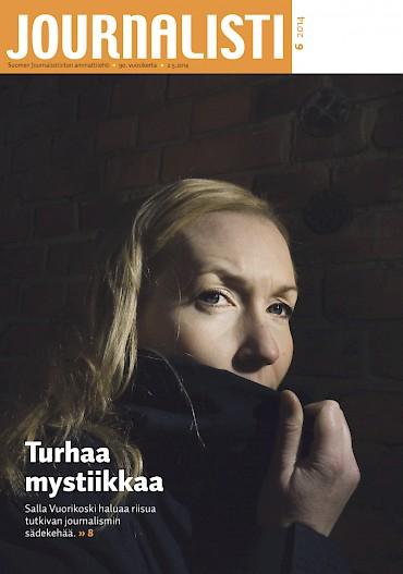 Journalistin kansi 6/2014