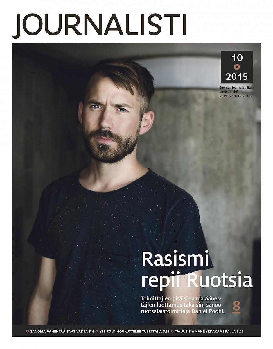 Journalisti kansi 10/2015
