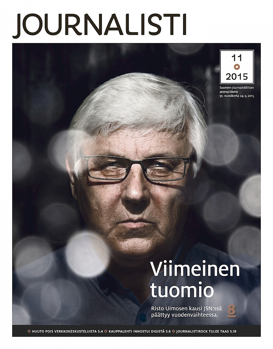Journalisti kansi 11/2015
