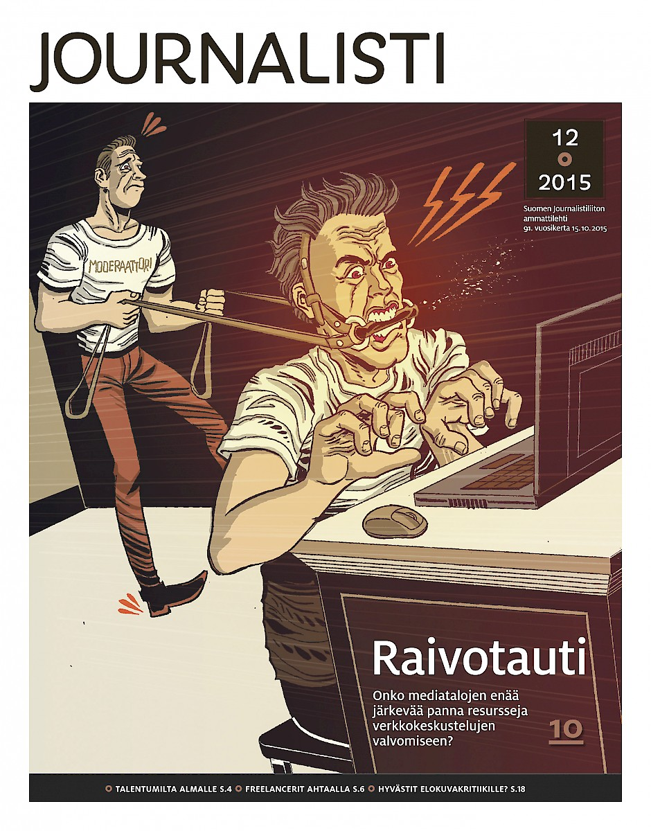 Journalisti kansi 12/2015