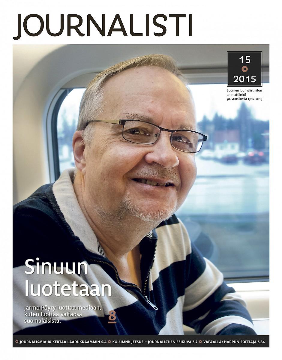 Journalisti kansi 15/2015