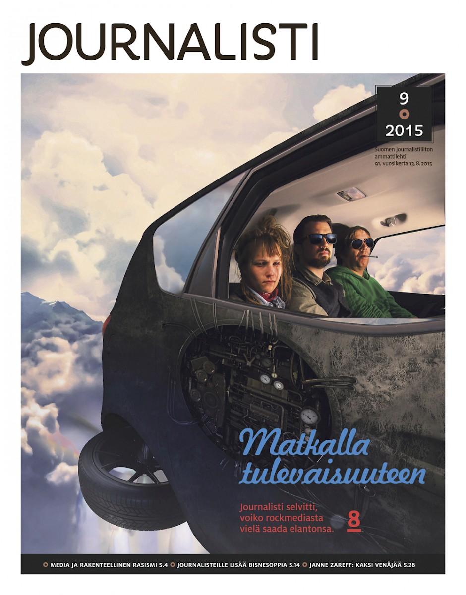 Journalisti kansi 9/2015