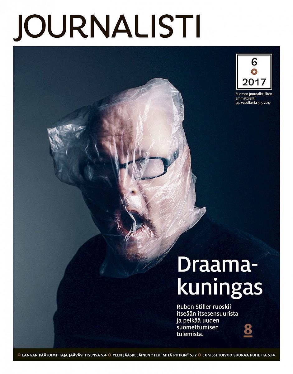 Journalistin kansi 6/2017