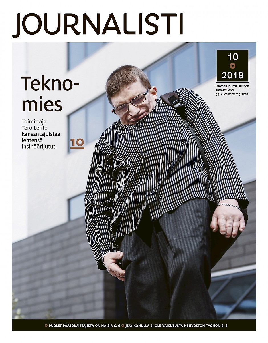 Journalisti 10/2018
