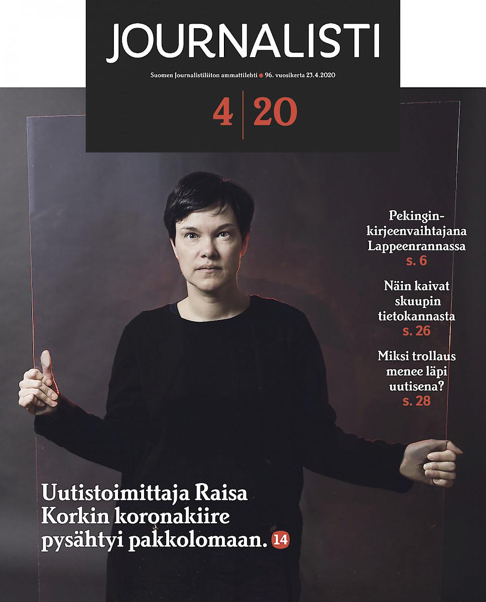Journalisti 4/2020